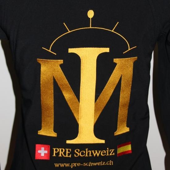 Reitsportartikel mit Schweizer Qualität besticken lassen - Nüssli Stickerei