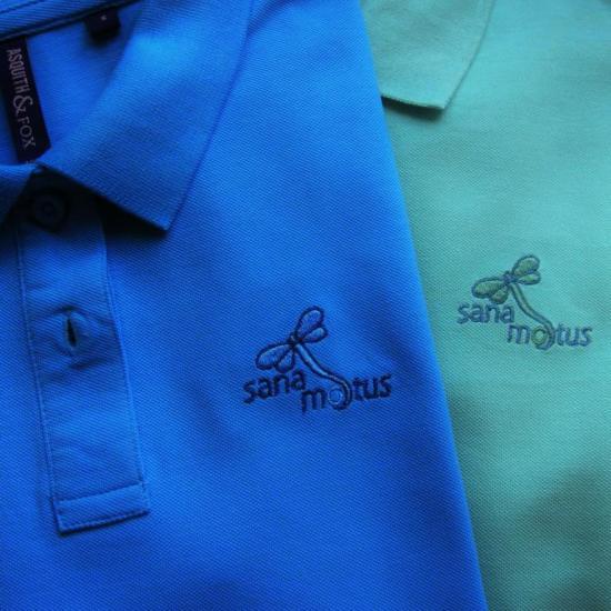 T-Shirts, Jacken & Pullover professionell besticken lassen | Schweiz - Nüssli Stickerei